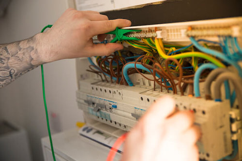 Fuse Board Replacement Glasgow Gw Electrics