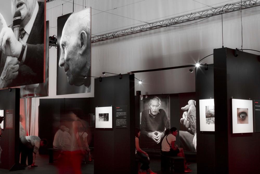 Plus de 300 visiteurs ont parcouru l'exposition dimanche 22 juin.