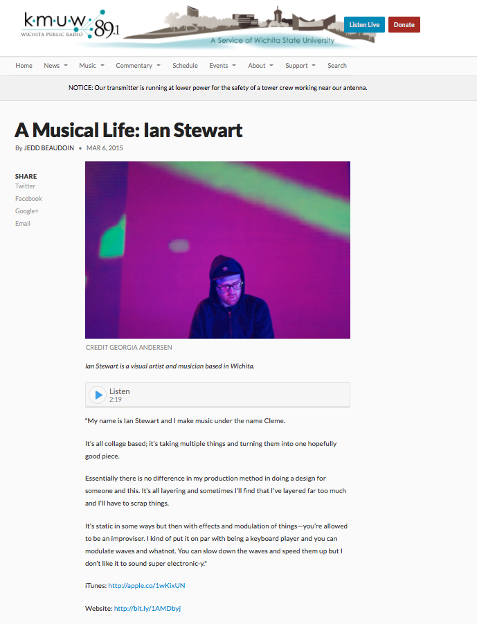 A MUSICAL LIFE: IAN STEWART
