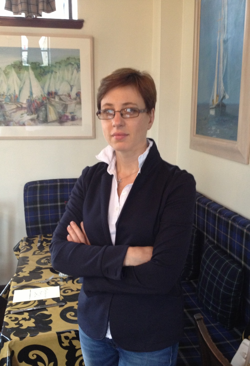 Yellena Giannasi Director Secretary
