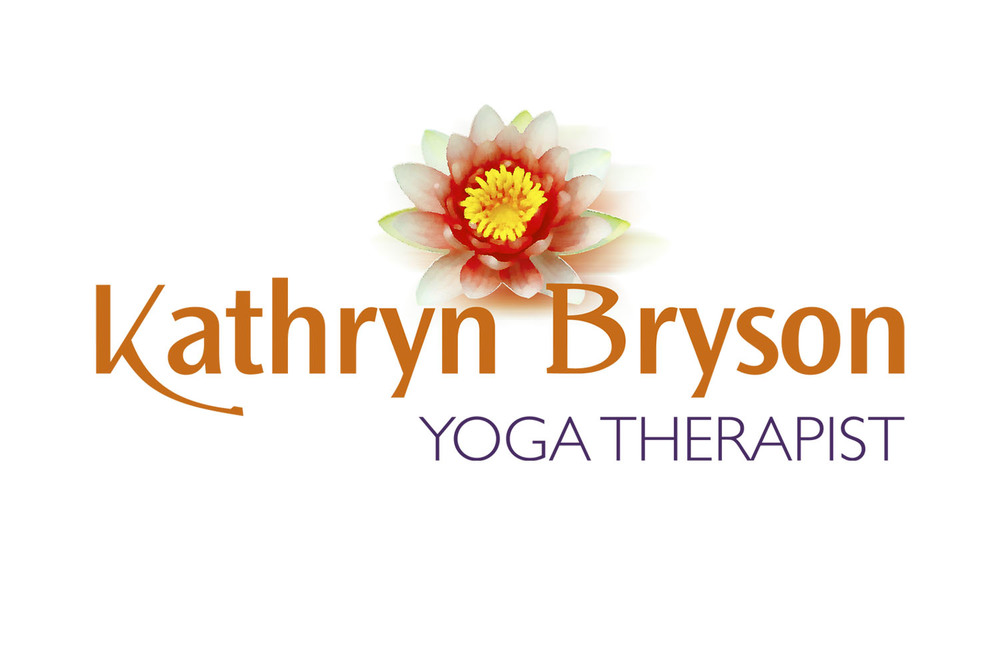 Logo design for Kathryn Bryson Yoga Therapist