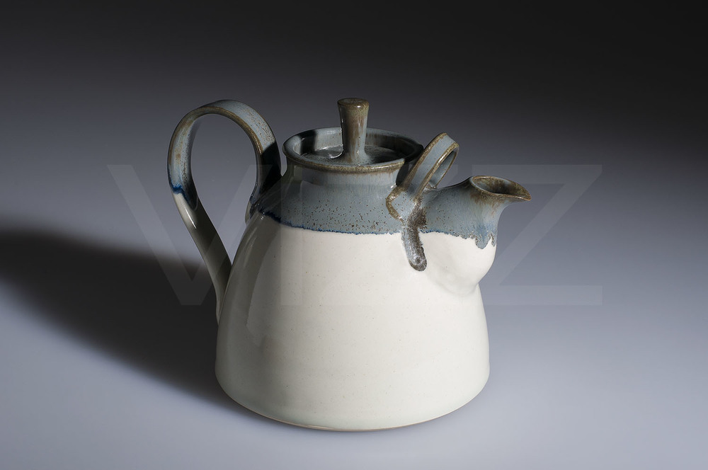 Ceramic Teapot by Alison Hanvey - master crafts woman.