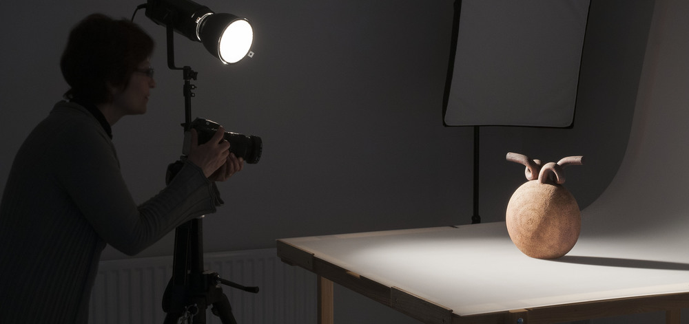 Our infinity table is perfect for doing small product and food photography