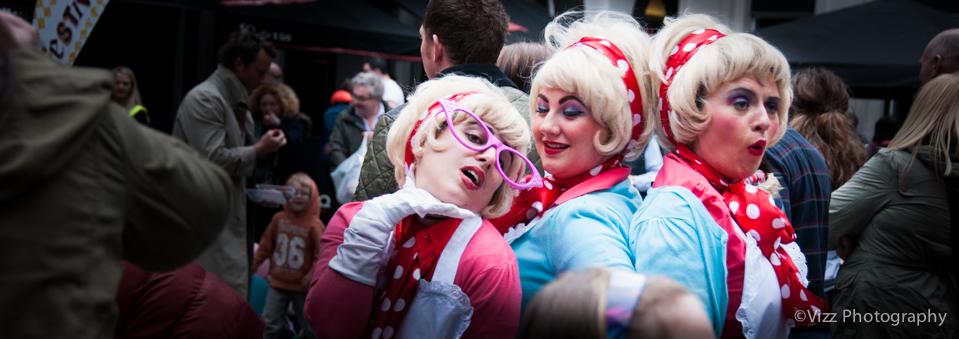 Belfast Festival of fools 2