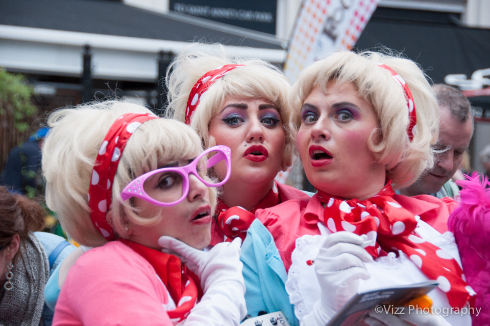 Belfast Festival of fools 1