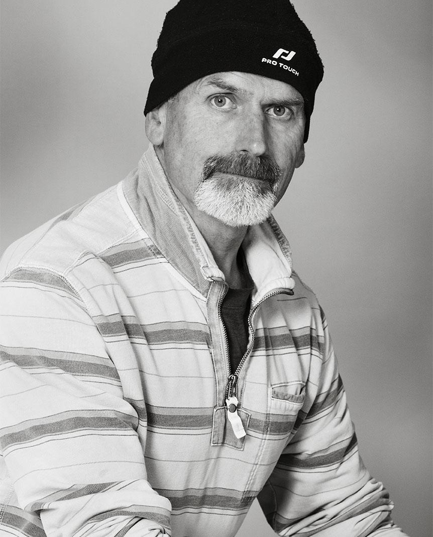 Brian McKee BA (Arch), MA (Des)