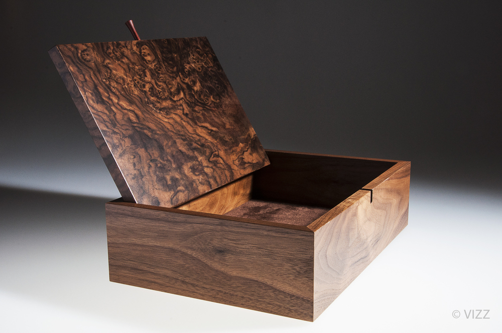 Mark Hanvey - Woodturner & furniture maker