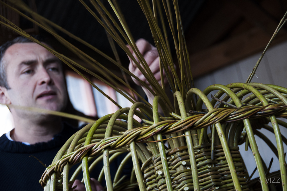 Bob Johnston - Basket maker