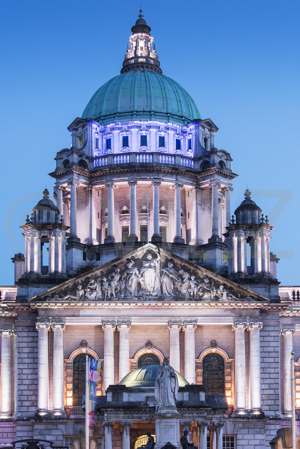 Belfast City Hall Dome 3
