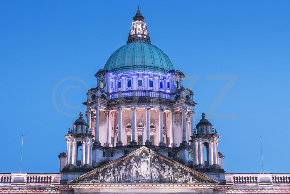 Belfast City Hall Dome 1