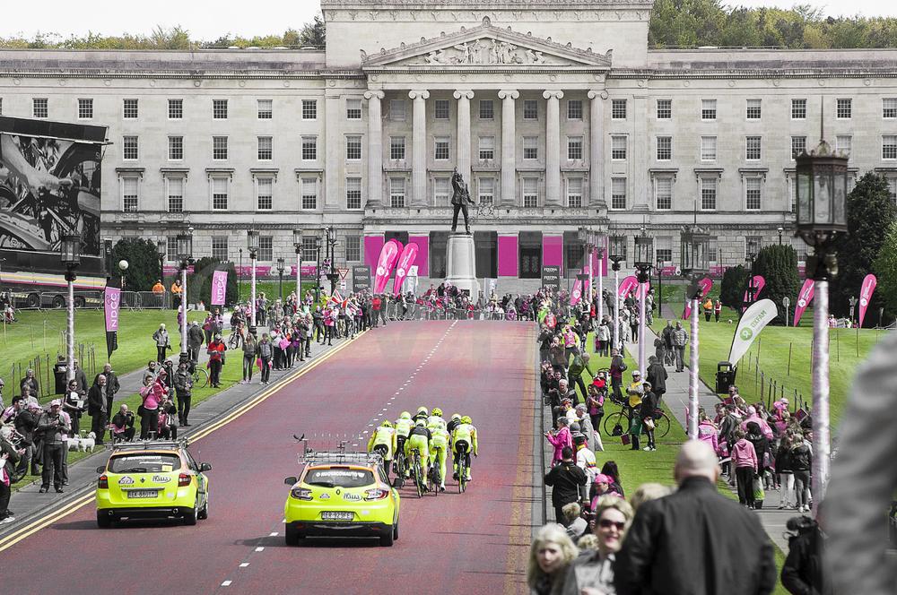 Giro d'Italia & Stormont, Belfast 2