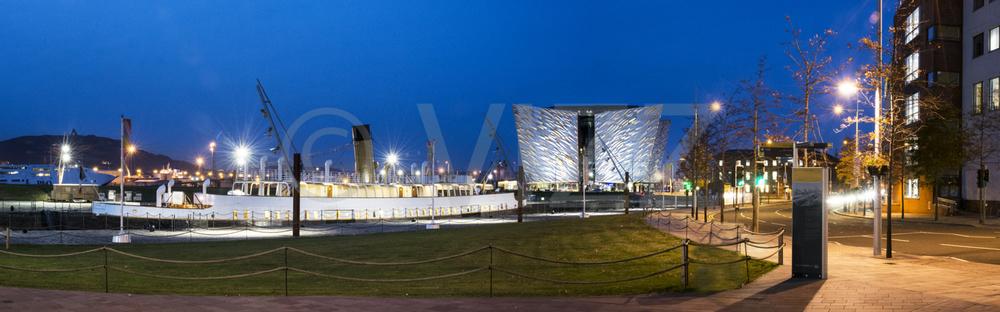 Belfast panorama 3