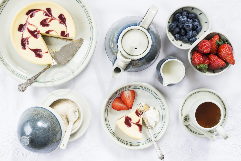 Client: Alison Hanvey ceramics. Food Stylist: Sohaila McKee