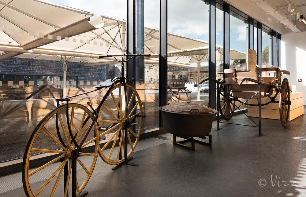 Enniskillen Castle Museums - Interior