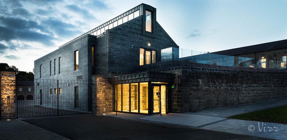 Enniskillen Castle Museums - Entrance
