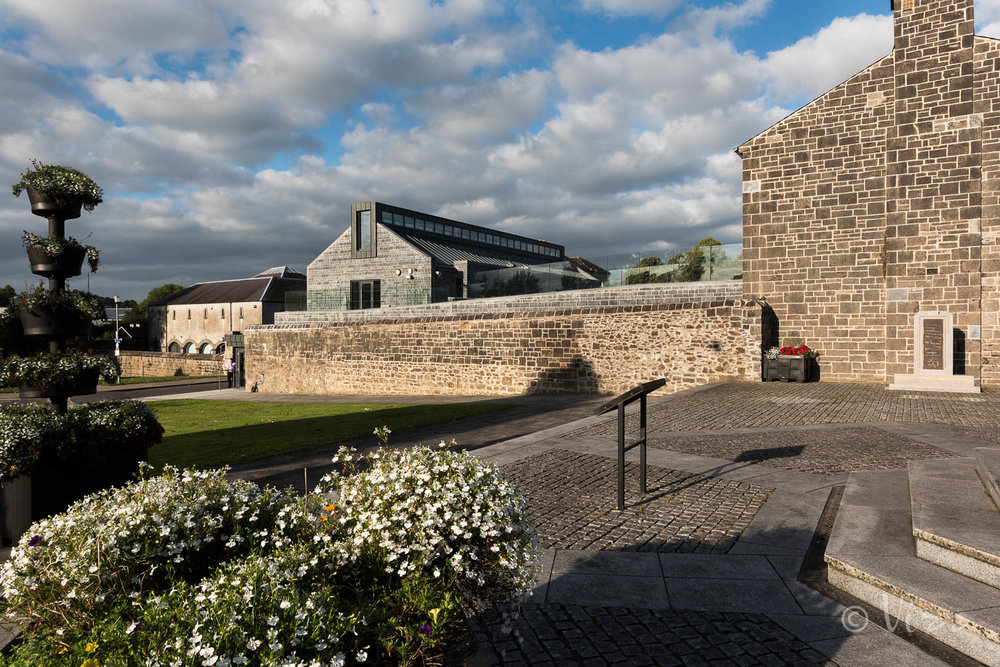 Architectural Photography of Enniskillen Castle Museums
