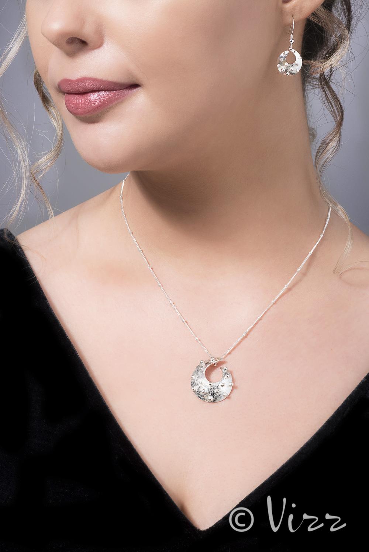 Jewellery photo shoot