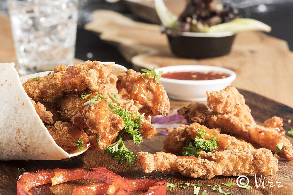 Food photography for UMC