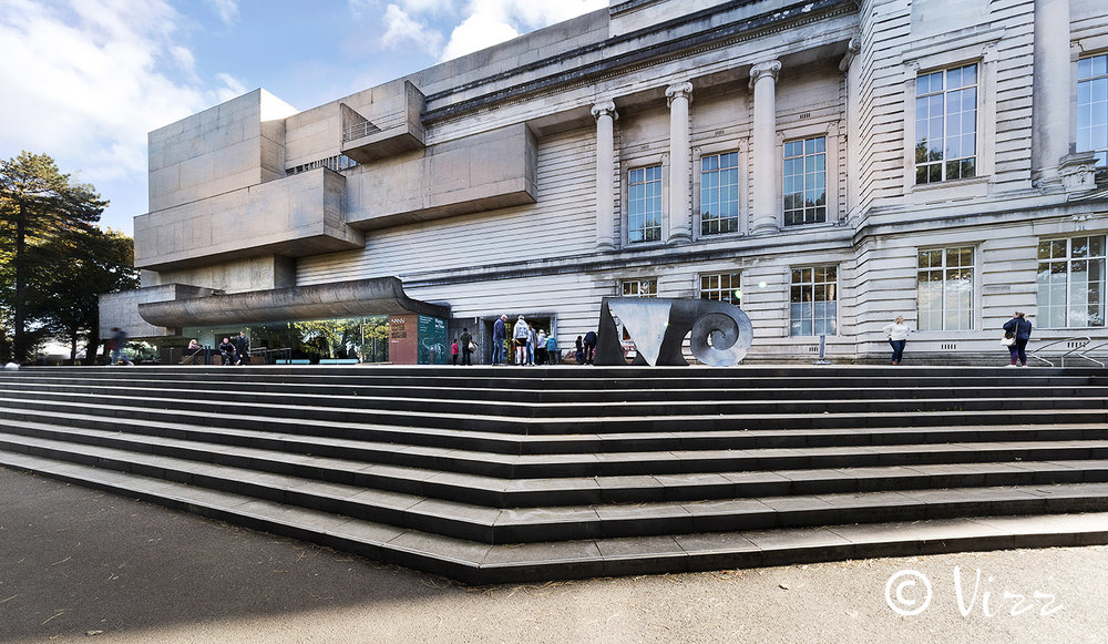 Architectural Photography - Ulster Museum, Belfast