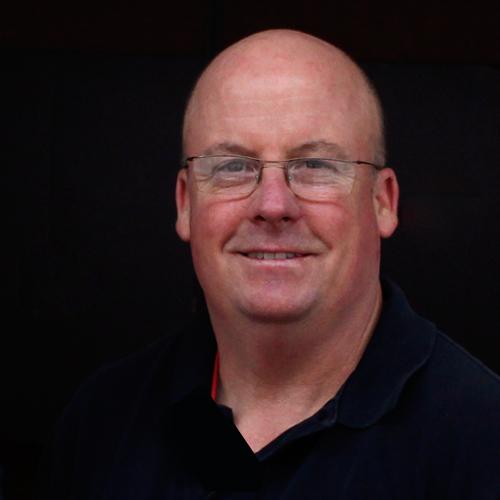 Brian Shipman, ASB Staff