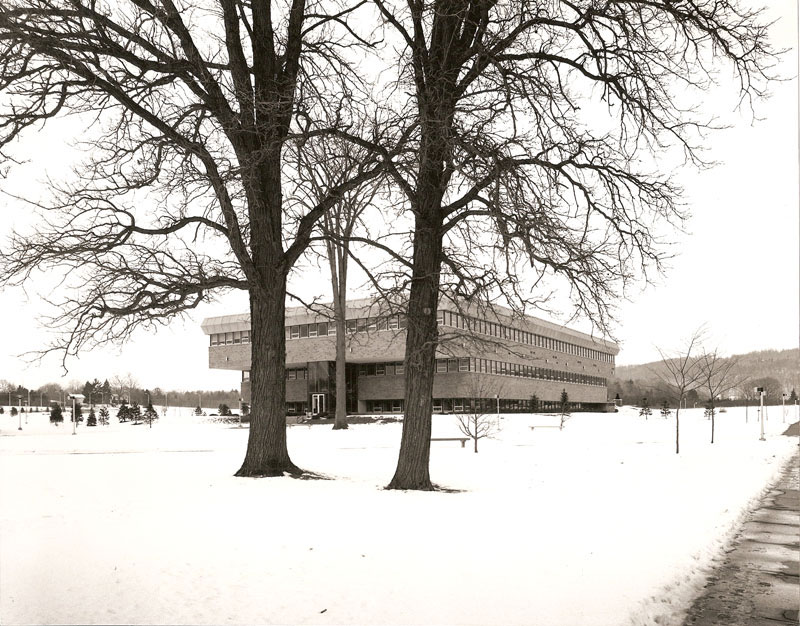 JCC Arts and Science Building, late 1960s