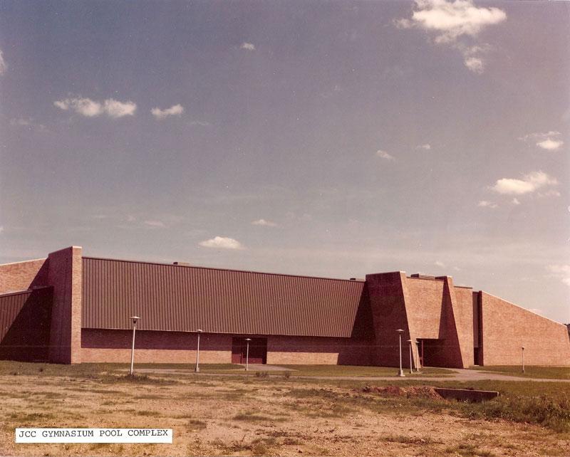 JCC Gym & Pool, 1977