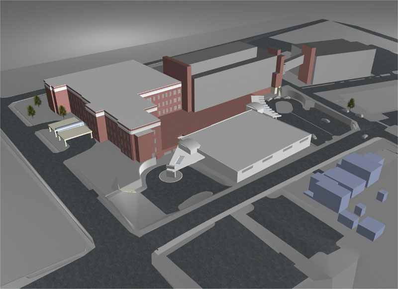 WCA Proposed Emergency Department Project, 2007