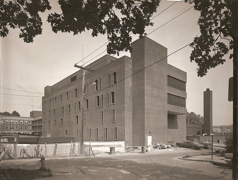 "WCA ""D Wing"" Addition, 1975"