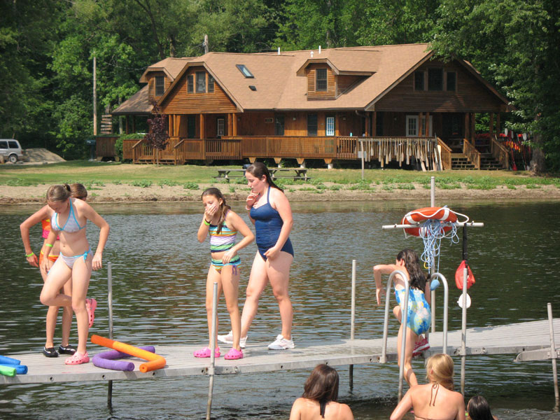 YMCA Camp Onyahsa, Dewittville, NY