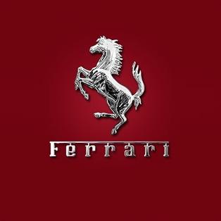 Это всеми извесный логотип Феррари.
