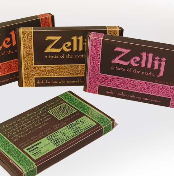 CECI THOMPSON PACKAGING ZELLIJ