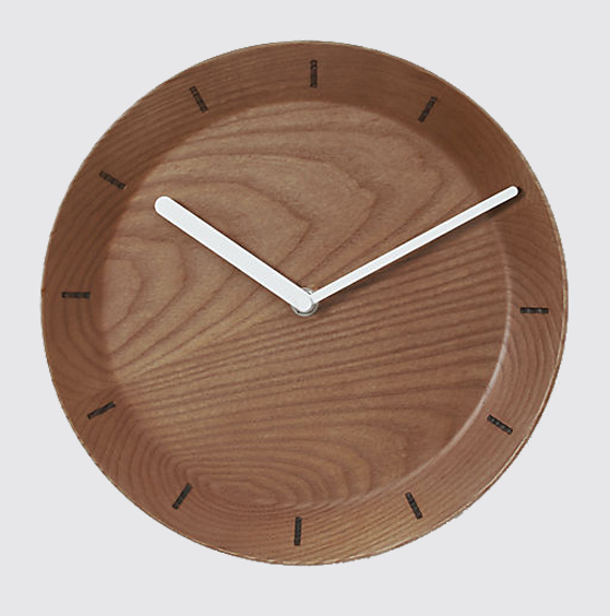 BEVEL WALL CLOCK