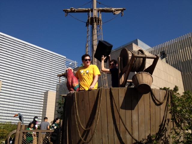We be pirates!