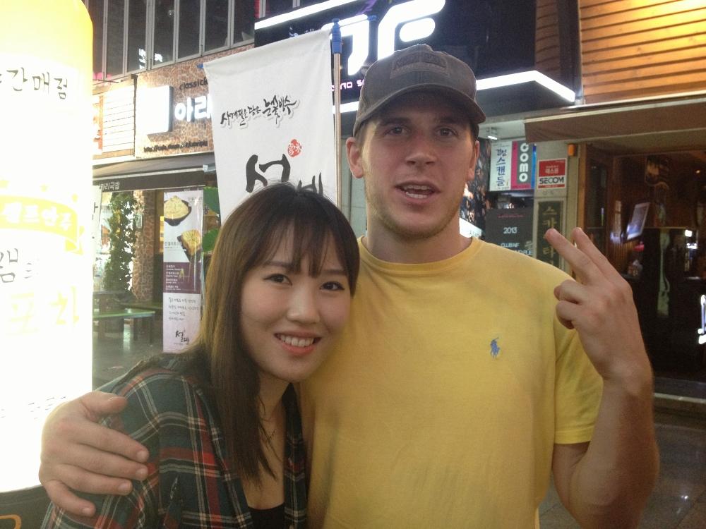 Yuree and Craig