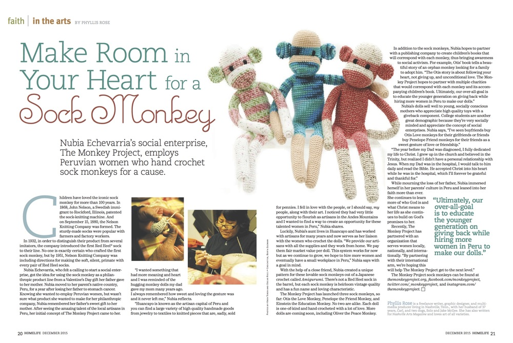 HomeLife Article
