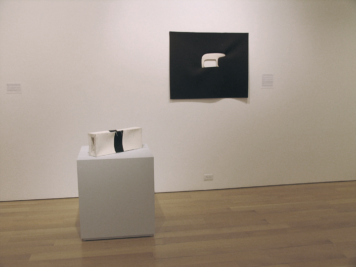 Summer , 2008 - Knoedler Project Space, NY. Installation View