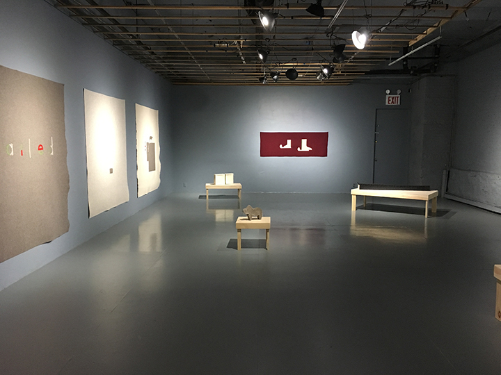 the failed utopian & Other Stories , FiveMyles, Brooklyn, 2018 - Installation View 3