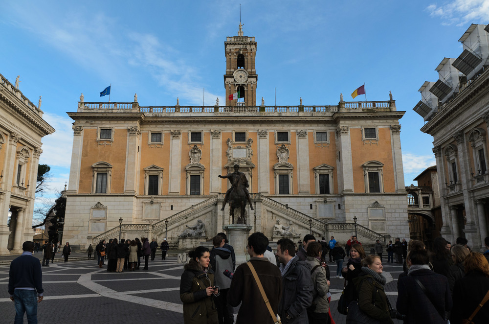 The Capitoline Hill
