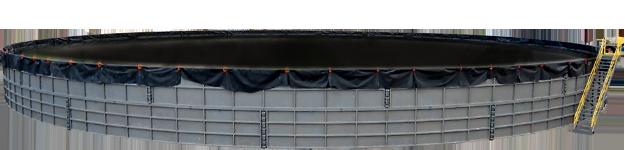 Commander Series Modular Above Ground Storage Tank