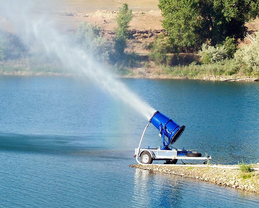 Landshark Wastewater Evaporator