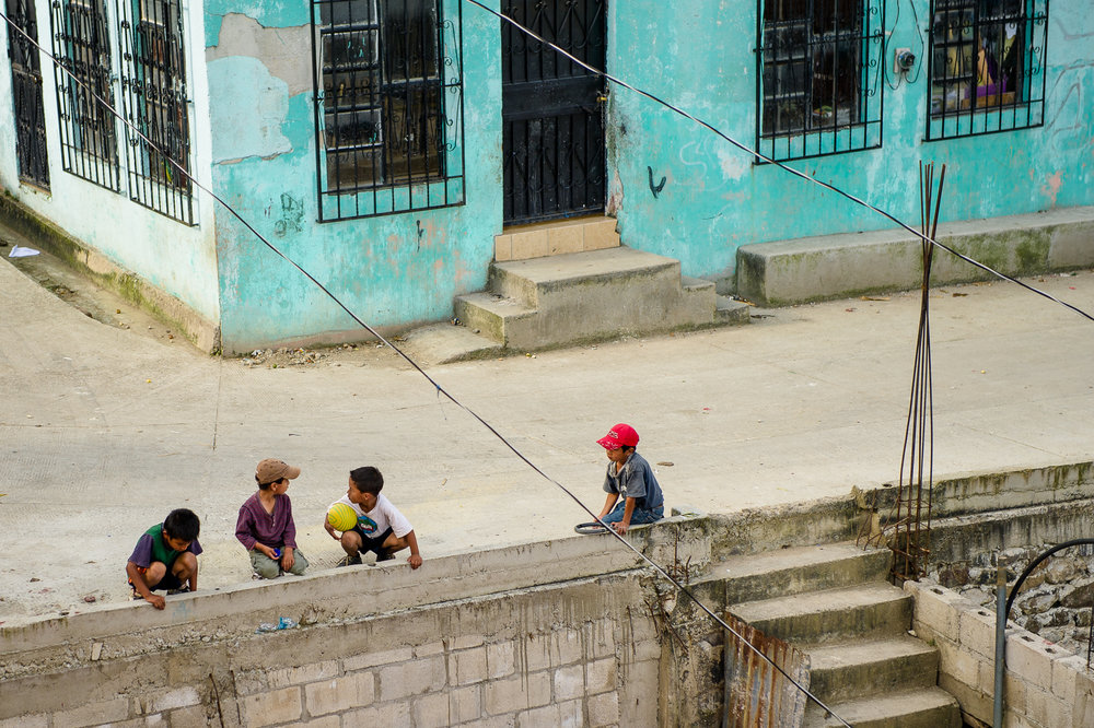 The World Health Organization ranks Guatemala's children as the fourth most malnourished in the world. This has a significant impact on their ability to grow and stay healthy.