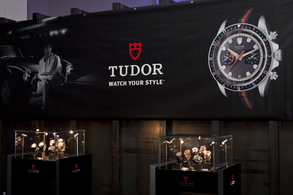 TUDOR Watches On Hand At Style & Speed