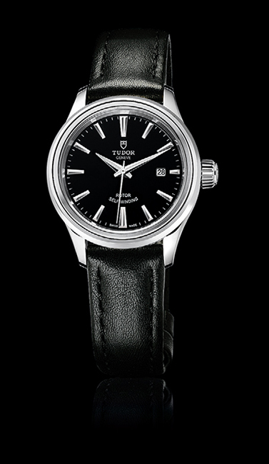 The Tudor Style, Leather Strap