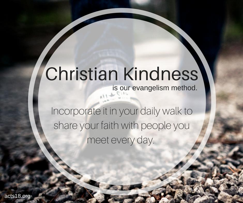 Christian Kindness