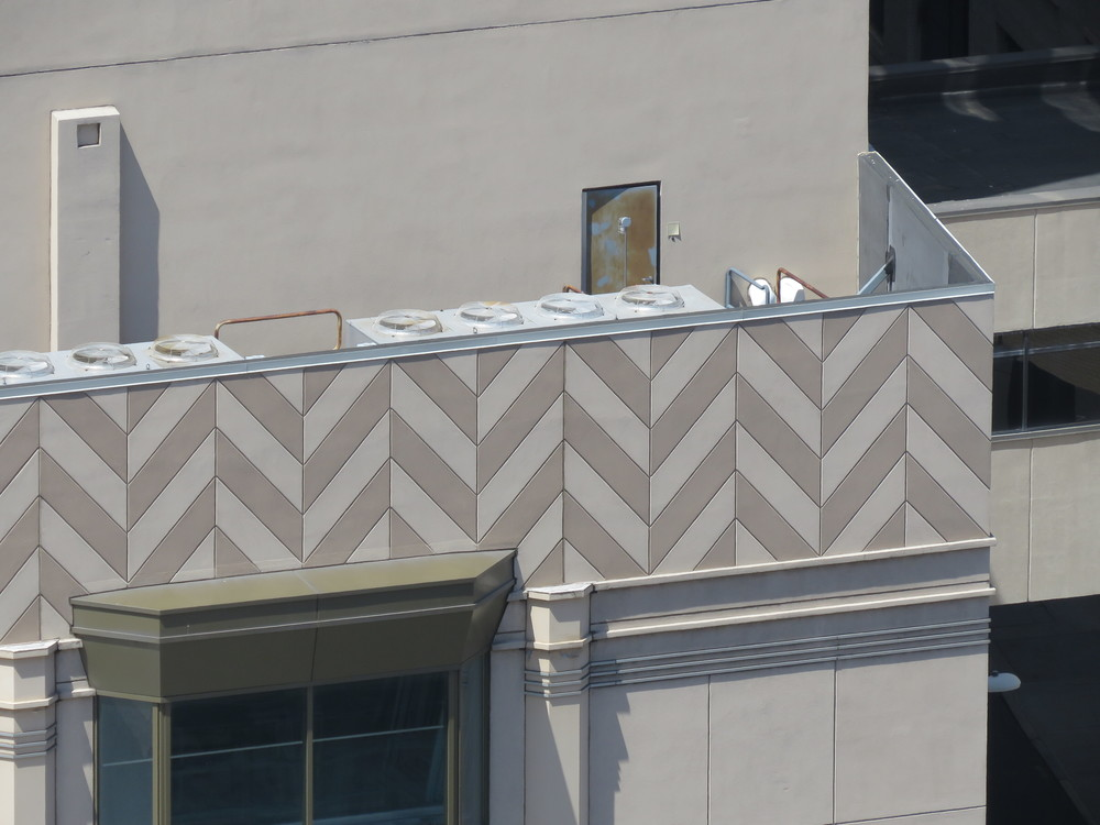 Roof Screen Wall : The famous rooftop screen walls of hartford — roof online