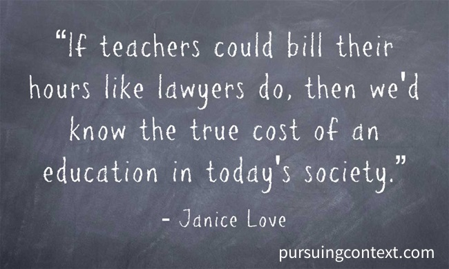 If Teachers Billed Like Lawyers.jpg