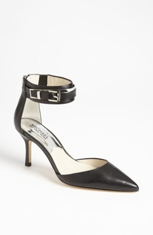Michael Kors Karlie leather pump $238