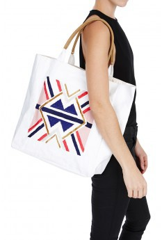 Sass and Bide,Made in Africa Tote $270.00