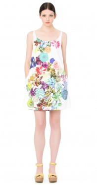 Pretty Print Dress $400