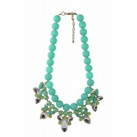 Here are a few of my favourite things from Zjoosh... mint green bauble necklace $39.95
